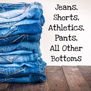 Other - Jeans, Shorts, Athletics, Pants, & All Bottoms